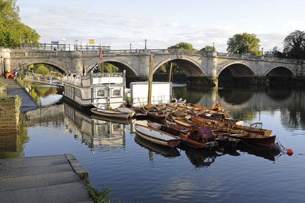 Richmond Bridge; 2009