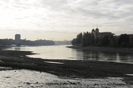 The Thames from Hammersmith