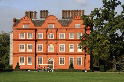 Kew Palace; 2009