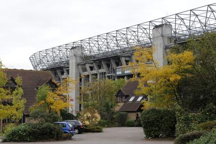 Twickenham Rugby Ground; 2009