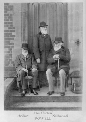 James Powell 's sons; 1893