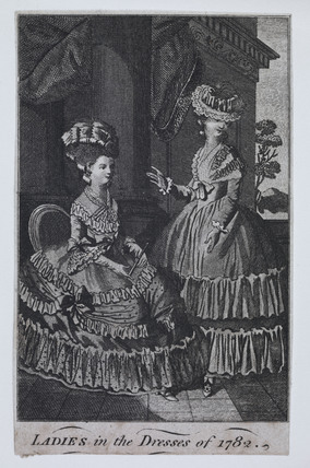 Costume Parisien: 1806