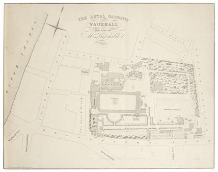 Leifchild Plan: 1841