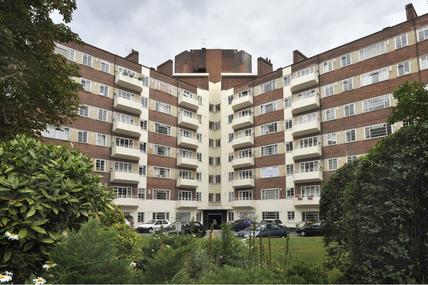 Northwood Hall flats; 2009