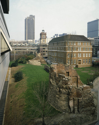 London Wall; 2009