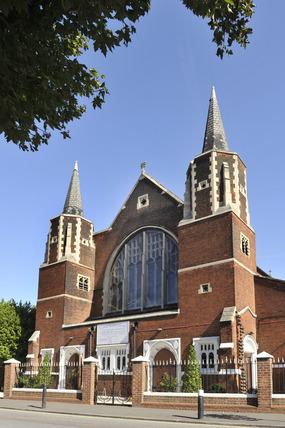 St John Baptist Church; 2009