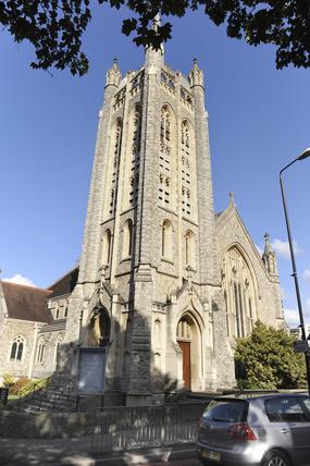 Trinity Church, Sutton; 2009