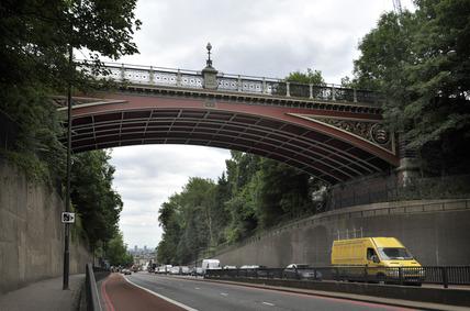 Archway Bridge; 2009