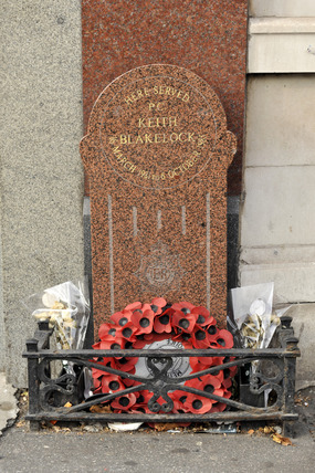 Memorial to PC Blakelock; 2009