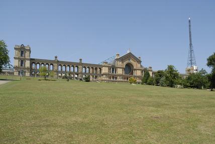 Alexandra Palace; 2009