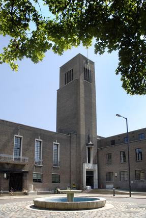 Hornsey Townhall; 2009