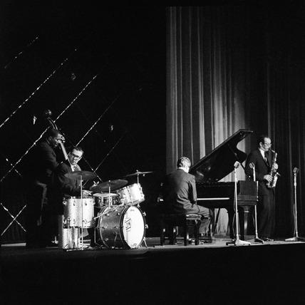 The Dave Brubeck Quartet Jazz Band: 1962