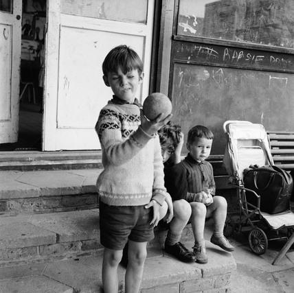 Camden Play Centre: c.1960