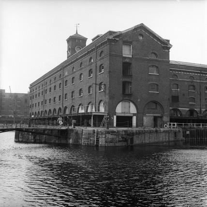 St Katharine's Dock: c.1965