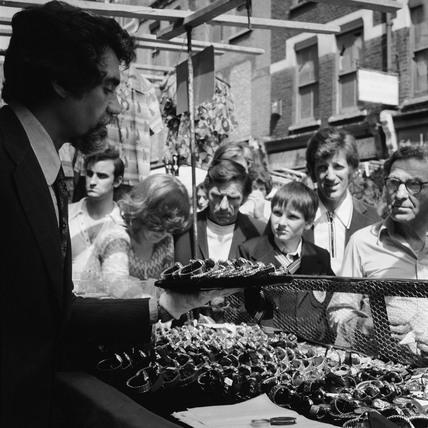 Petticoat Lane market: c.1970