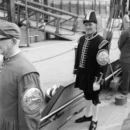Doggerts Barge Master: c.1974