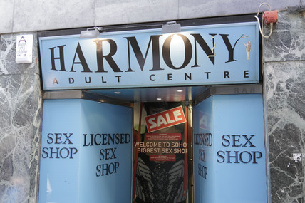Harmony Adult Sex Shop; 2009