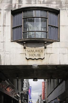 Maurice House; 2009
