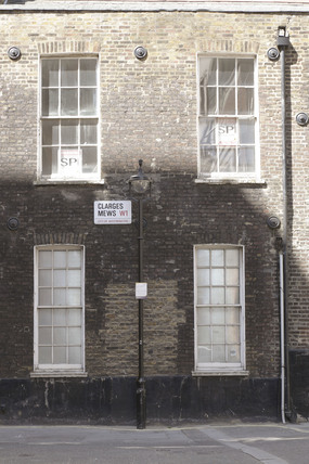 Clarges Mews; 2009