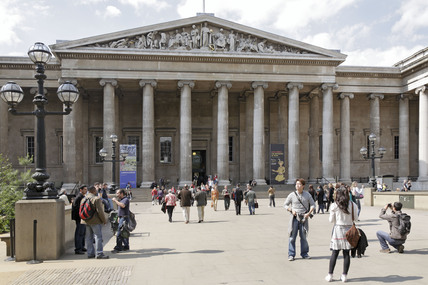 The British Museum; 2009