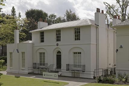 Keats House; 2009