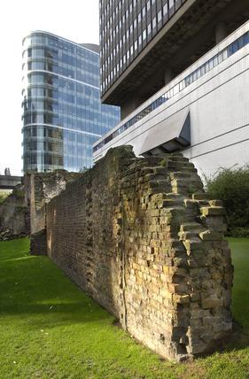London Wall; 2010