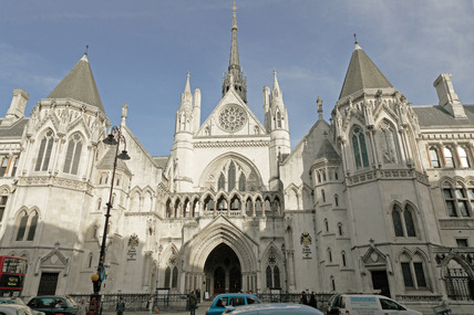 The Royal Courts of Justice; 2009
