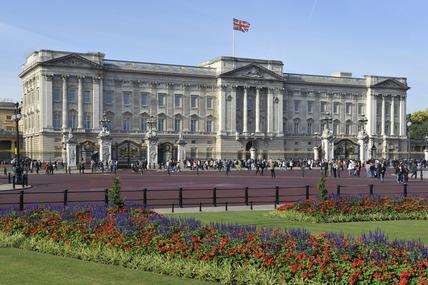 Buckingham Palace; 2009