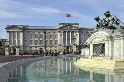 Buckingham Palace; 2010