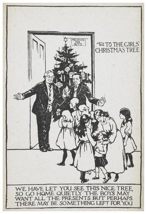 The Girl's Christmas Tree 1909-1914