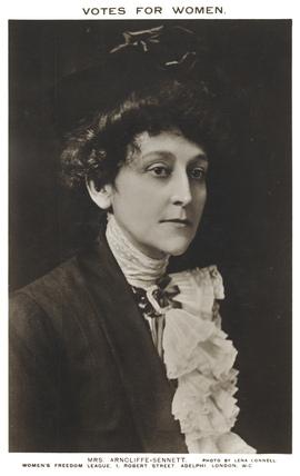 Maud Arncliffe-Sennett: c.1910