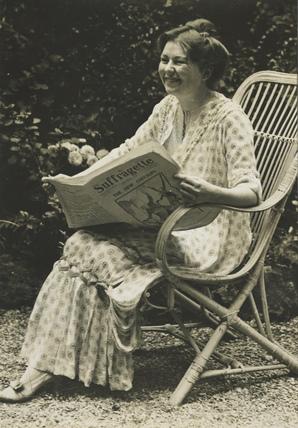 Christabel Pankhurst: 1913