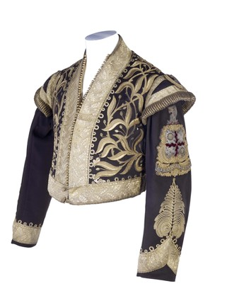 Postillion's jacket used in Lord Mayor's Show of 1863-64