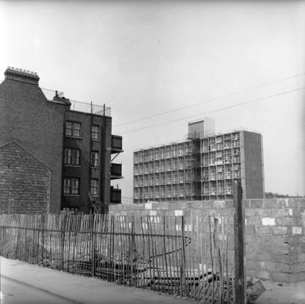 The Elmington Estate, Picton Street, Camberwell; 1956