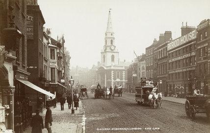 Blackman Street; c 1890