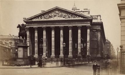 The Royal Exchange; c.1875