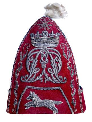 Grenadier mitre cap: c.1751