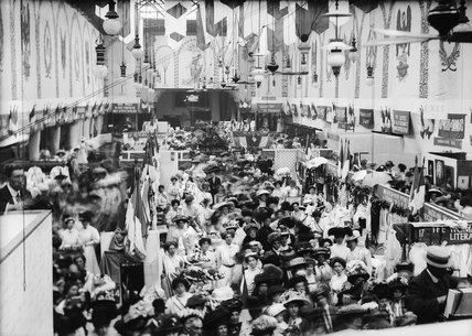 The Women's Exhibition: 1909