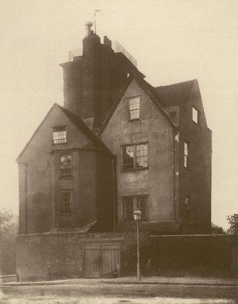 Canonbury Tower: 1879