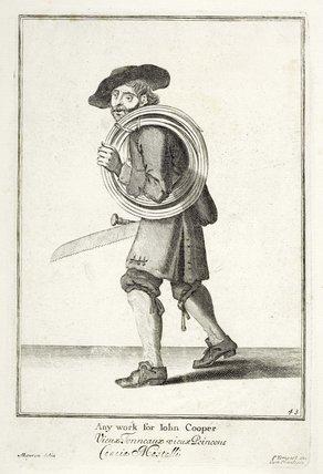 Any Work for John Cooper: 1688