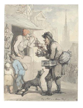Buy a trap, a rat-trap, buy my trap: 1799