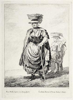 Rare Meltin Oysters: 1760