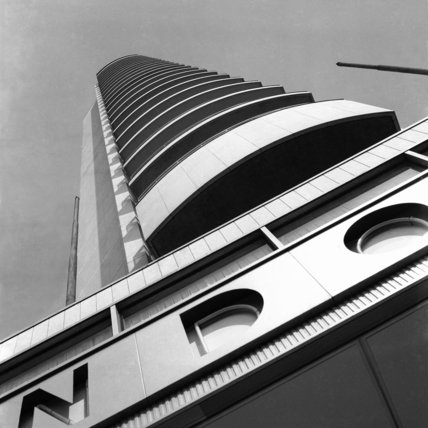 The Hilton, London on Park Lane; 1963
