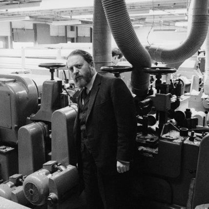 Victor Serebriakoff, Head of Mensa c. 1967