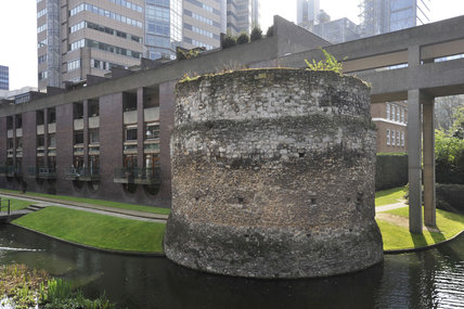 The Old London Wall; 2011