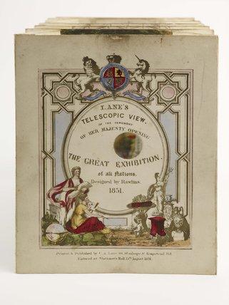 Telescopic view: c.1851
