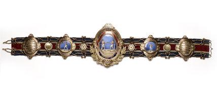 Lonsdale belt 1923