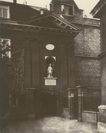 Christ's Hospital: 1879