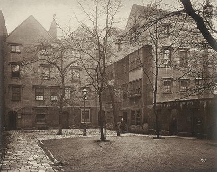 Barnard's Inn: 1879