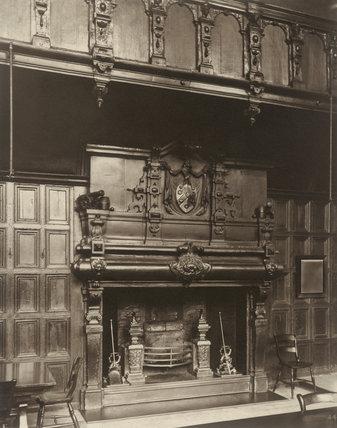 Charterhouse, Great Hall: 1880.